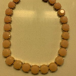 J.Crew factory crystal necklace